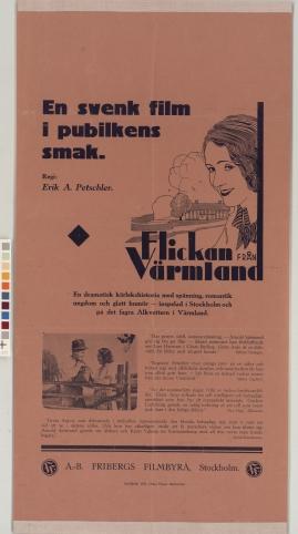 Flickan från Värmland