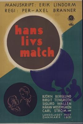 Hans livs match - image 179