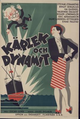 Kärlek och dynamit - image 1