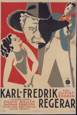 Karl Fredrik regerar