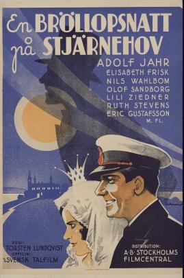 En bröllopsnatt på Stjärnehov