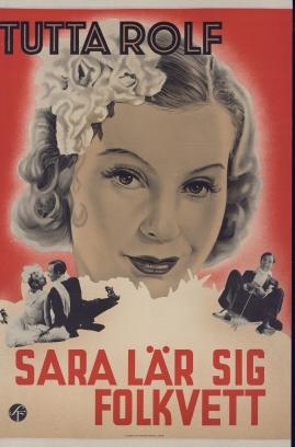 Sara lär sig folkvett - image 81