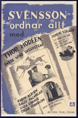 Svensson ordnar allt! - image 44