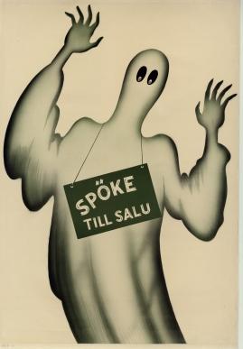 Spöke till salu