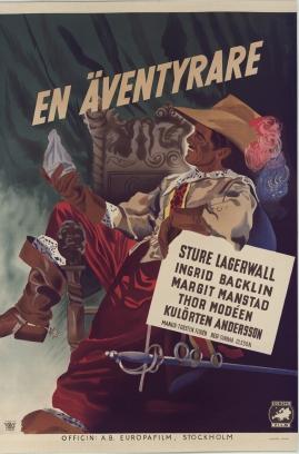 En äventyrare : En nästan historisk historia