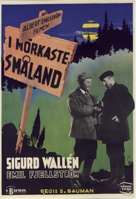I mörkaste Småland