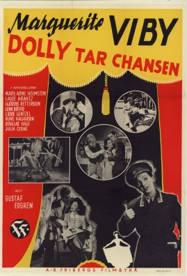 Dolly tar chansen