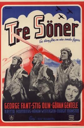 Tre söner gick till flyget - image 1