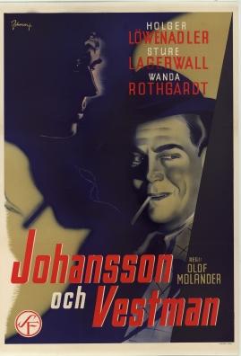 Johansson och Vestman