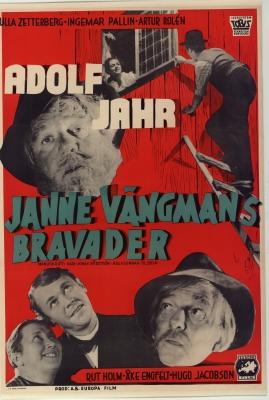 Janne Vängmans bravader - image 1