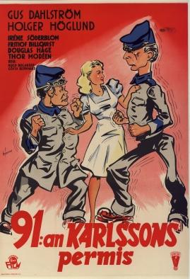 91:an Karlssons permis