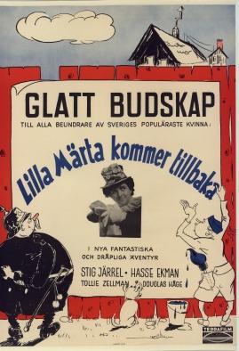 Lilla Märta kommer tillbaka eller Grevinnans snedsteg eller Den vilda jakten efter det hemliga dokumentet - image 70