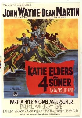 Katie Elders fyra söner