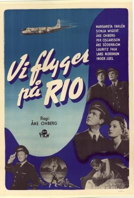 Vi flyger på Rio - image 1