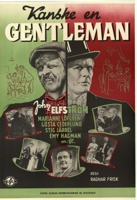 Kanske en gentleman - image 1