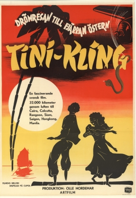 Tini-Kling : Drömresan till Fjärran Östern