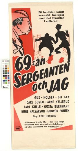 69:an, sergeanten och jag - image 1