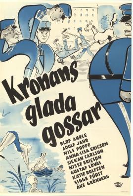 Kronans glada gossar - image 1