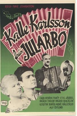 Kalle Karlsson från Jularbo : Några glimtar ur en spelemans liv