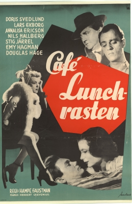 Café Lunchrasten