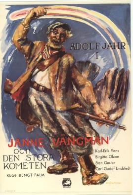 Janne Vängman och den stora kometen - image 2