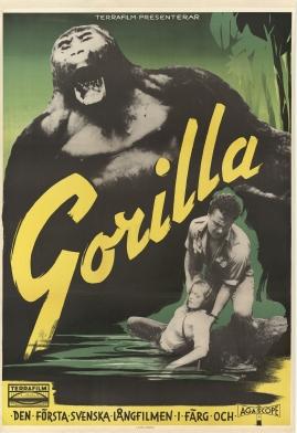 Gorilla : En filmberättelse från Belgiska Kongo