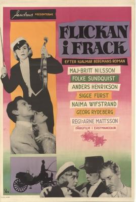 Flickan i frack - image 1