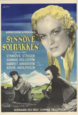 Synnöve Solbakken