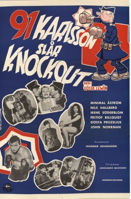91:an Karlsson slår knockout