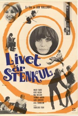 Livet är stenkul : Fyra dagar i maj 1966
