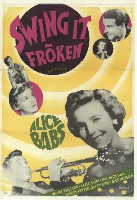 Swing it, fröken! - image 1