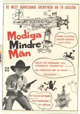 Modiga mindre män : MMM - image 1