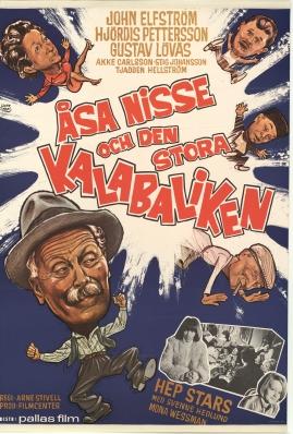 Åsa-Nisse och den stora kalabaliken