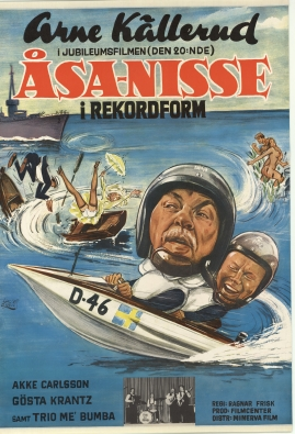 Åsa-Nisse i rekordform - image 1