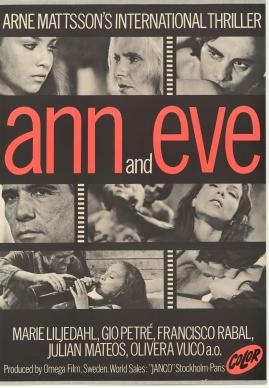 Ann och Eve - de erotiska - image 2