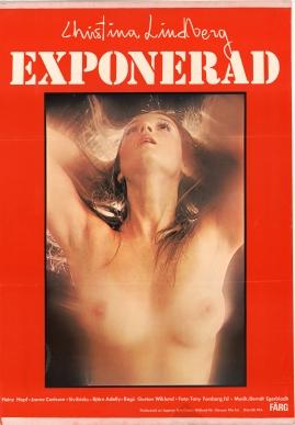 Exponerad