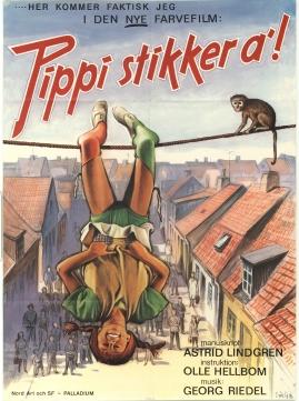 På rymmen med Pippi Långstrump - image 3