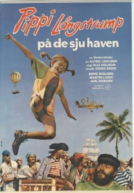 Pippi Långstrump på de sju haven - image 1