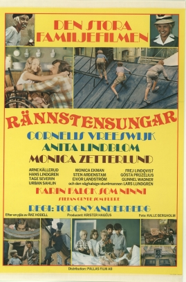 Rännstensungar - image 1
