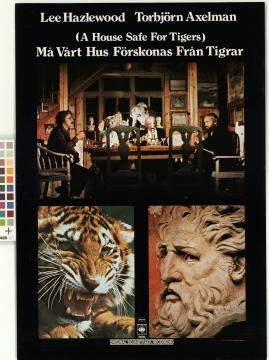 Må vårt hus förskonas från tigrar