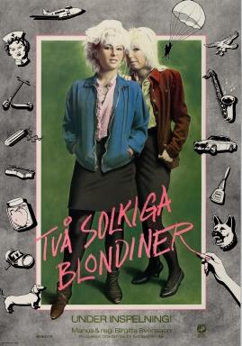 Två solkiga blondiner - image 2