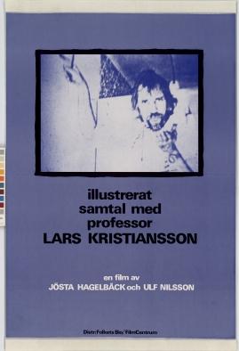 Illustrerat samtal med professor Lars Kristiansson