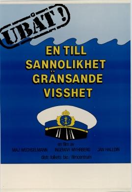 Ubåt! En till sannolikhet gränsande visshet