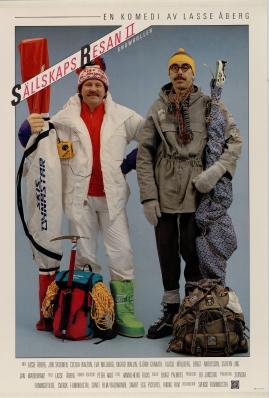 Sällskapsresan II - Snowroller - image 1