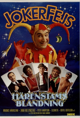 Jokerfejs - Härenstams blandning