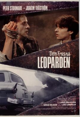 Den frusna leoparden - image 1