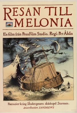 Resan till Melonia - image 1