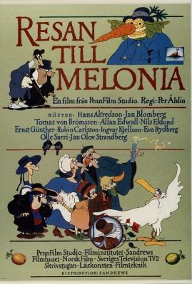Resan till Melonia - image 2