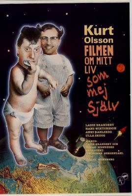 Kurt Olsson. Filmen om mitt liv som mej själv - image 2