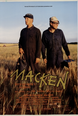 Macken : - Roy's & Roger's Bilservice